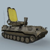 3D russian zoopark-1 model