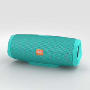 3D model jbl charge 3