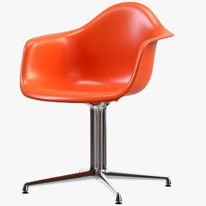 eames plastic armchair model