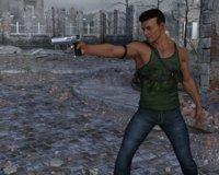 gun pistol weapon 3D