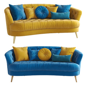 sofa james jean 3D