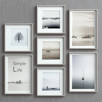 Picture Frames Set -72