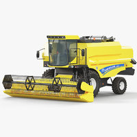 harvester new holland tc5070 model