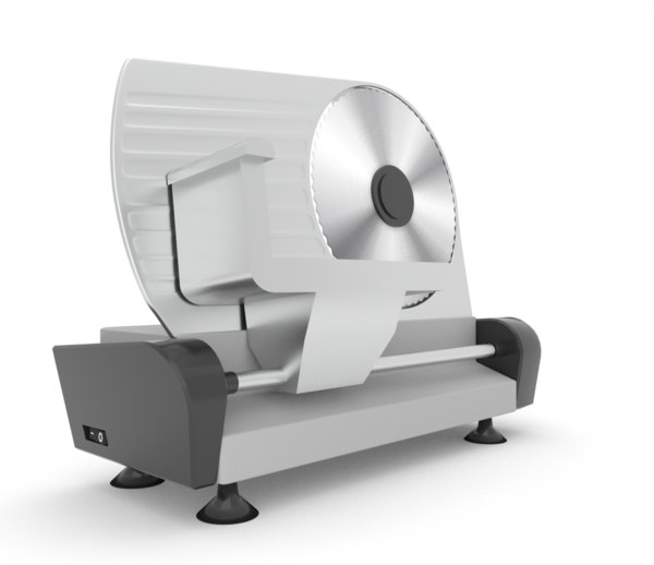 Food Slicer 3D Models for Download | TurboSquid