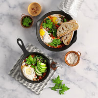 3D shakshuka recipe kitchen