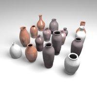 3D vessels blender