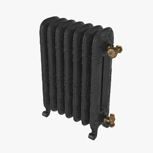 3D guratec diana radiator