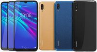 Huawei Y6 2019 All Colors