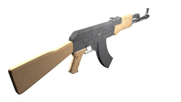 ak 47 basica model