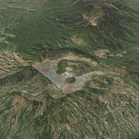 Mountain Bromo