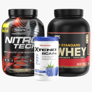 real supplement model