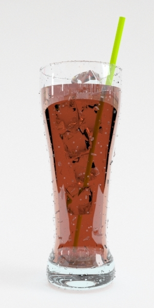 drink - 3D model