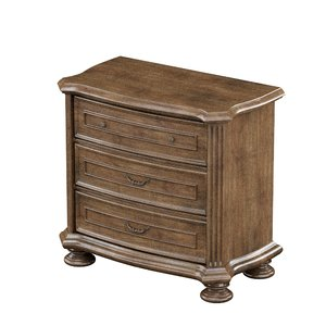 3D classical nightstand