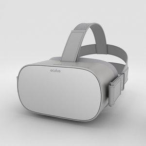 oculus 3D model
