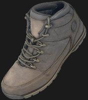 3D boot shoe footwear
