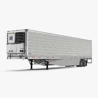 Vanguard Reefer Semi Trailer Refrigerator