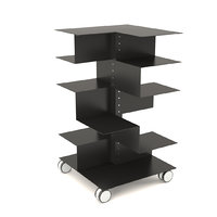 danese librespiral bookcase model