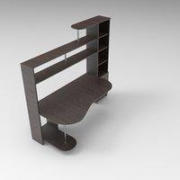3D wood furniture