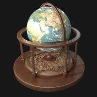 Globe PBR