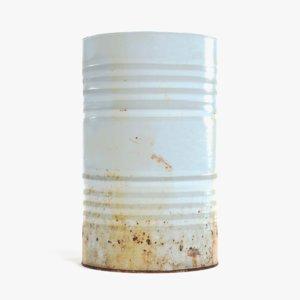industrial barrel model
