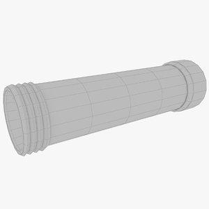 pipe industry pipeline 3D