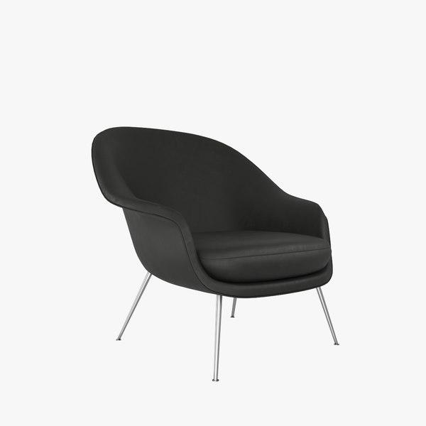 3D model chair v8