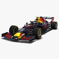 Grey Cat F1 RB15 Formula 1 Season 2019