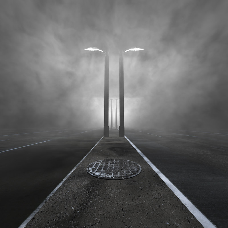 concepts foggy highway environment model