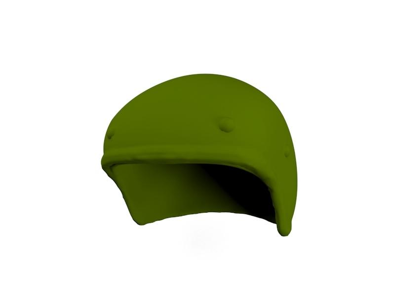 ach army 3D model
