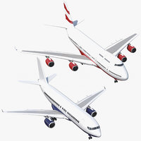 airplanes airliner model