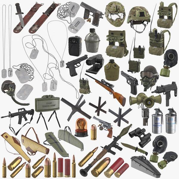 3D military operations - 68 model