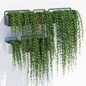 3D wall box