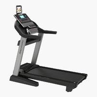 Pro Treadmill ProForm 2000 3D Model