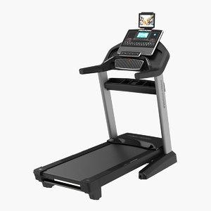 3D treadmill proform pro 2000 model