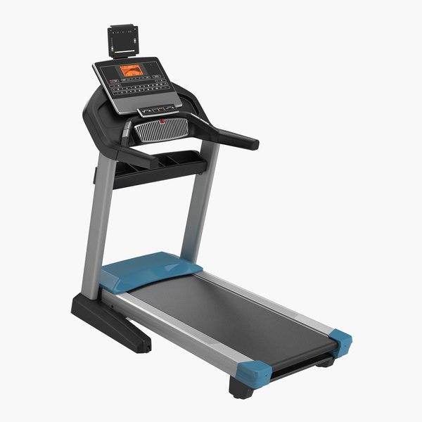 treadmill pro 3D model