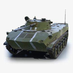 airborne bmd-2 model