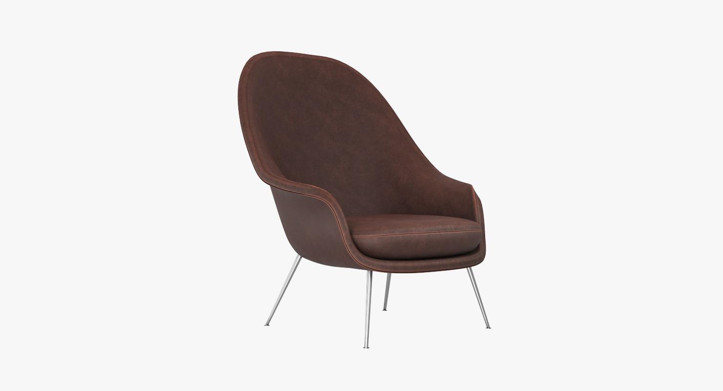 3D chair v13 model