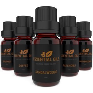 essential oil pack 3D model