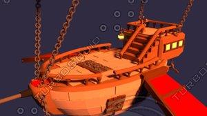stive ship model