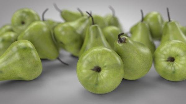 pear model