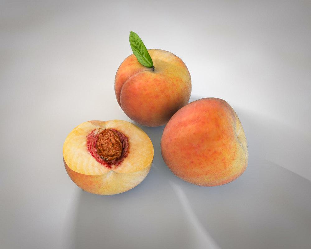 fruit juice 3D