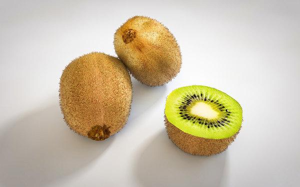 3D kiwi
