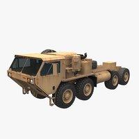 oshkosh hemtt truck 3D model