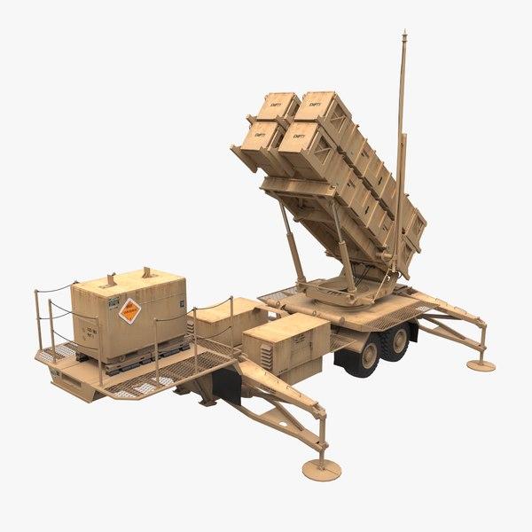 3D patriot mim-104