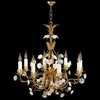 3D bagues paris chandelier 4924