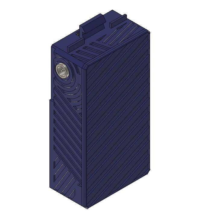 3D battery baofeng uv-5r