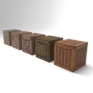 3D boxes 2d 5