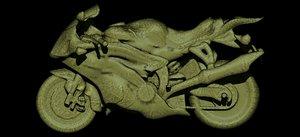 3D superbike