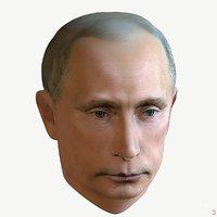 Putin Head