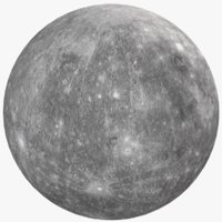 earth moon model
